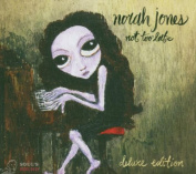 Norah Jones Not Too Late ( CD + DVD )