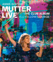 Anne-Sophie Mutter, Mahan Esfahani, Lambert Orkis, Mutter's Virtuosi Live From Yellow Lounge Blu-Ray