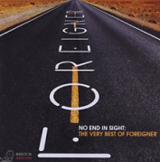 FOREIGNER - NO END IN SIGHT-VERY BEST OF 2 CD