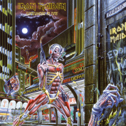 IRON MAIDEN	SOMEWHERE IN TIME LP