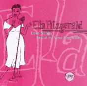 Ella Fitzgerald Love Songs: Best Of The Verve Songbooks CD