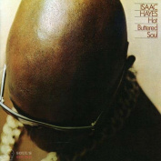 Isaac Hayes Hot Buttered Soul LP
