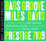 Miles Davis Bags' Groove [RVG Edition] CD