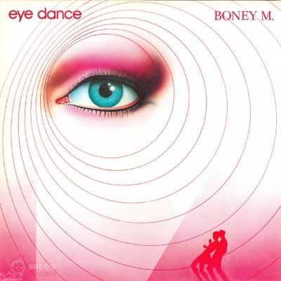 Boney M. Eye Dance LP