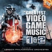 LONDON PHILHARMONIC ORCHESTRA THE GREATEST VIDEO GAME MUSIC 2 CD