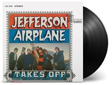 JEFFERSON AIRPLANE - TAKES OFF LP