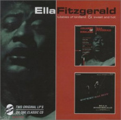 Ella Fitzgerald Lullabies Of Birdland / Sweet And Hot 2 CD