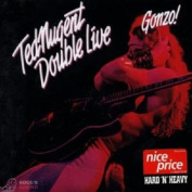 TED NUGENT - DOUBLE LIVE GONZO 2CD