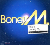 This Is the Magic of Boney M. CD