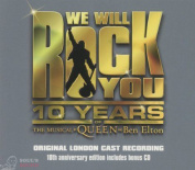 Queen Original Broadway Cast We Will Rock You CD