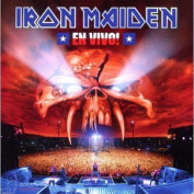 IRON MAIDEN EN VIVO! 2 CD