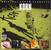 Korn ‎– Original Album Classics 5 CD