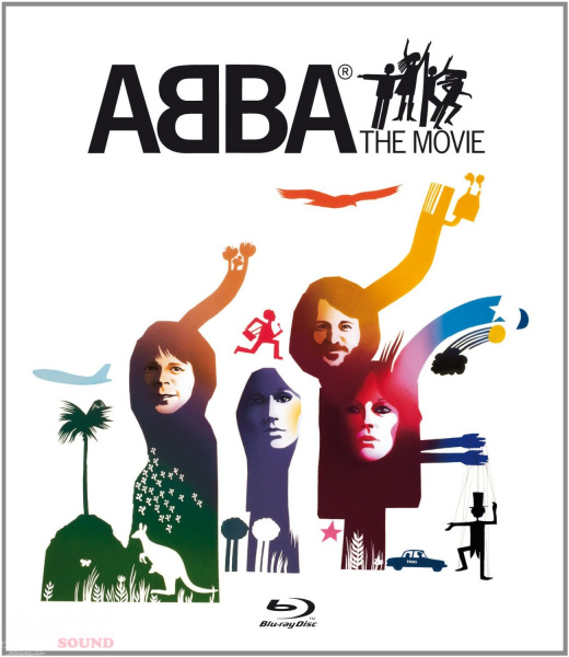 ABBA The Movie Blu-Ray