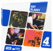 ART BLAKEY Moanin` / Africaine / Buhaina's Delight / The African Beat 4 CD