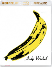 The Velvet Underground & Nico (BANANA COVER) BLU-RAY AUDIO