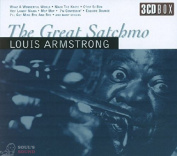 Louis Armstrong The Great Satchmo 3 CD