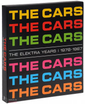 The Cars The Elektra Years 1978-1987 6 LP