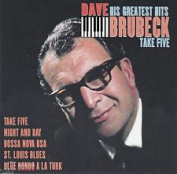 DAVE BRUBECK - BEST OF / TAKE FIVE CD