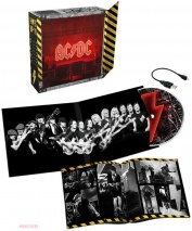 AC/DC POWER UP CD Limited Deluxe Box Set