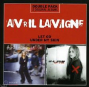 AVRIL LAVIGNE - LET GO/UNDER MY SKIN 2 CD