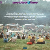 Various Artists Woodstock III 3 LP SUMMER OF '69 – PEACE, LOVE AND MUSIC