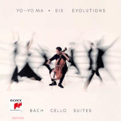 Yo-Yo Ma Six Evolutions - Bach Cello Suites 2 CD