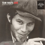 TOM WAITS - Live At My Father'S Place In Roslyn. Ny October 10. 1977 Wlir-Fm 2 LP