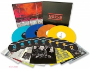 Muse Origin of Muse 4 LP + 9 CD Limited Box Set Coloured