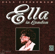 Ella Fitzgerald Ella In London CD