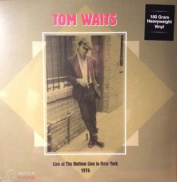 TOM WAITS - Live At The Bottom Line. Nyc 2 LP