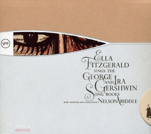 Ella Fitzgerald Sings The George And Ira Gershwin 4 CD