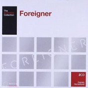 FOREIGNER - DEFINITIVE COLLECTION 2 CD