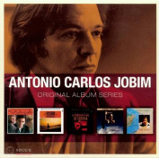 Antonio Carlos Jobim ‎– Original Album Series 5 CD