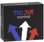 The Jam Classic Album Selection 6 CD