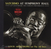 Louis Armstrong Satchmo At Symphony Hall 2 CD