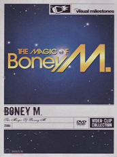 Boney M. The Magic Of Boney M DVD
