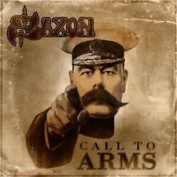 SAXON - CALL TO ARMS 2 Deluxe CD
