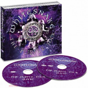 Whitesnake The Purple Tour (Live) CD + Blu-Ray