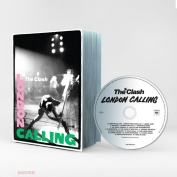 The Clash London Calling The Scrapbook CD Box set