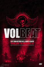 Volbeat Live From Beyond Hell/ Above Heaven Blu-Ray