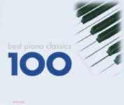VARIOUS ARTISTS - 100 BEST PIANO CLASSICS 6 CD