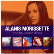 ALANIS MORISSETTE - ORIGINAL ALBUM SERIES 5 CD