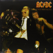 AC/DC If You Want Blood You've Got It LP