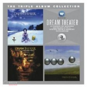 DREAM THEATER - THE TRIPLE ALBUM COLLECTION: A CHANGE OF SEASONS / METROPOLIS PT. 2: SCENES FROM A MEMORY / OCTAVARIUM 3 CD