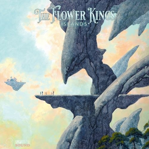 The Flower Kings Islands 2 CD Limited Digipack