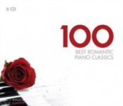 VARIOUS ARTISTS - 100 BEST ROMANTIC PIANO CLASSICS 6 CD