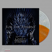 For The Throne Music Inspired by the HBO Series Game of Thrones LP Colored