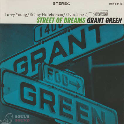 Grant Green ‎– Street Of Dreams CD
