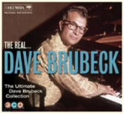DAVE BRUBECK - THE REAL...DAVE BRUBECK 3 CD