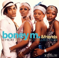 Boney M. & Friends Their Ultimate Collection LP